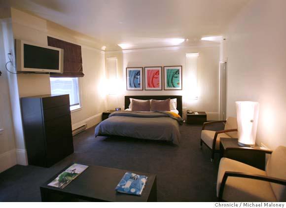 hotel diva sfgate. Black Bedroom Furniture Sets. Home Design Ideas