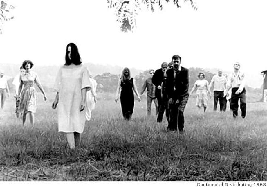 Scene from NIGHT OF THE LIVING DEAD Photo: Continental Distributing 1968