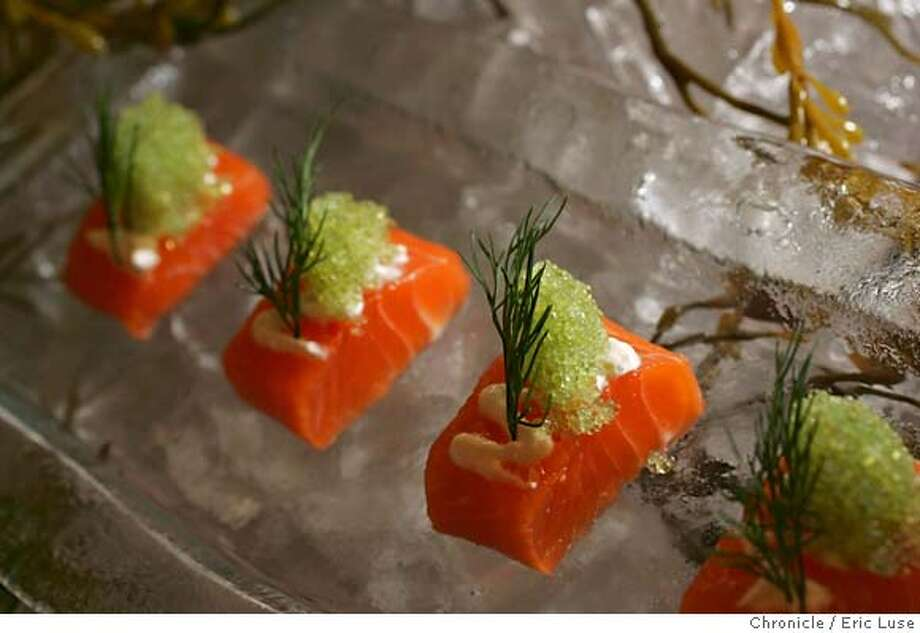 What's New: Chefs warm up to arctic char - SFGate