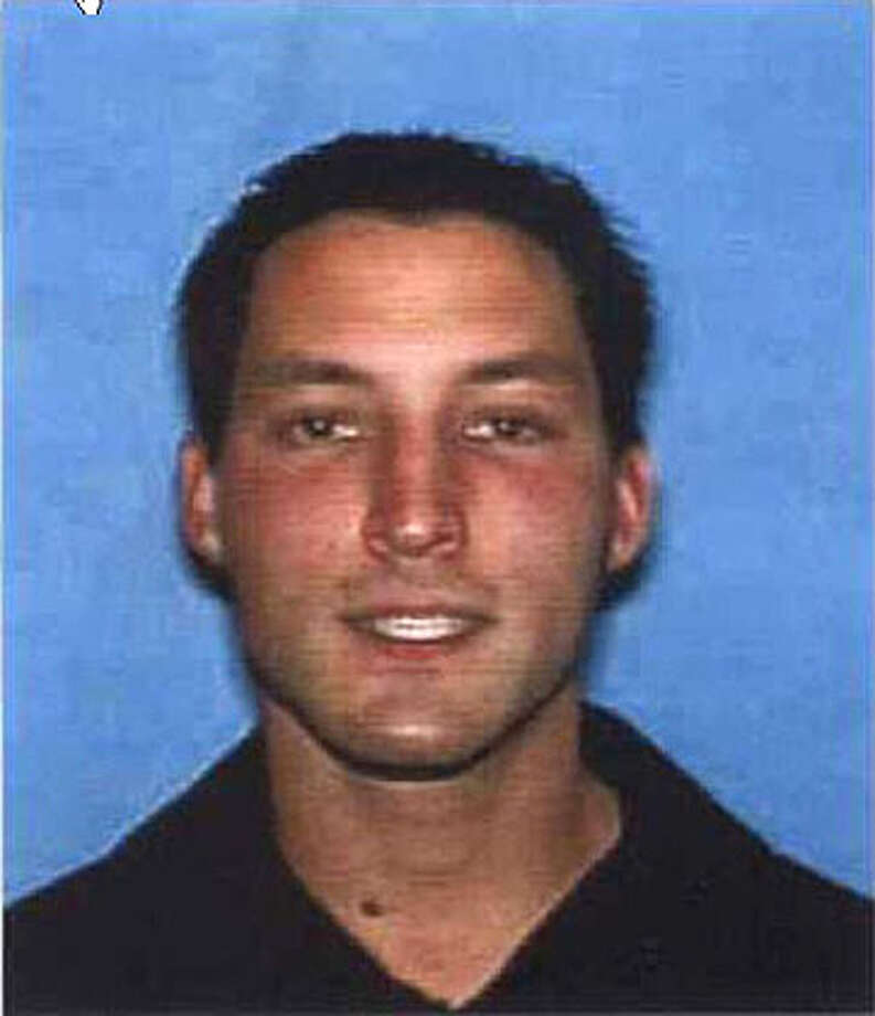 Undated photo of Matthew Andrew of San Mateo, wanted in the killings of two men outside a Sunnyvale adult club the night of May 18, 2008 Photo: None
