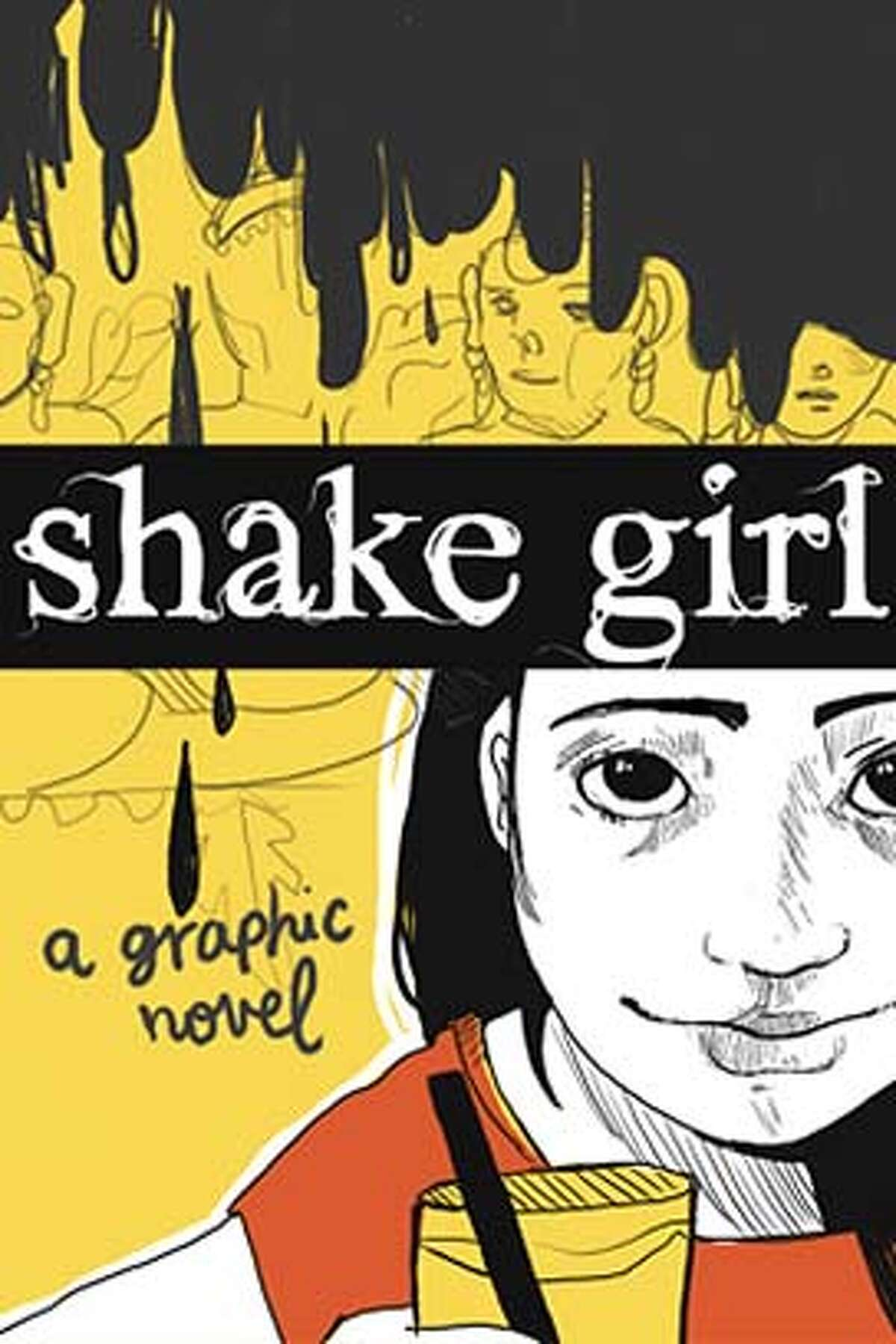 """Cover for graphic novel """"Shake Girl,"""" created by collaborative artists at the Stanford Graphic Novel Project 2008. Credit: Jennifer Bernal / Stanford Graphic Novel Project"""