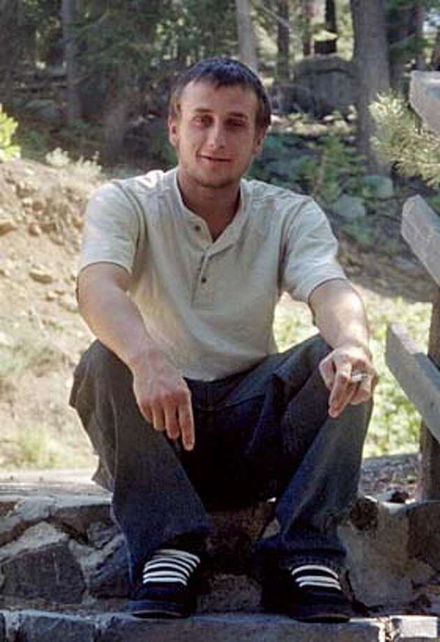 Samuel Bontrager, stabbed to death in San Francisco on May 16 Photo: None