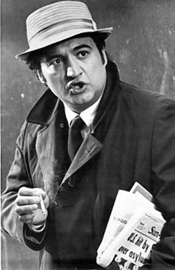 John Belushi in CONTINENTAL DIVIDE Photo: Courant.com