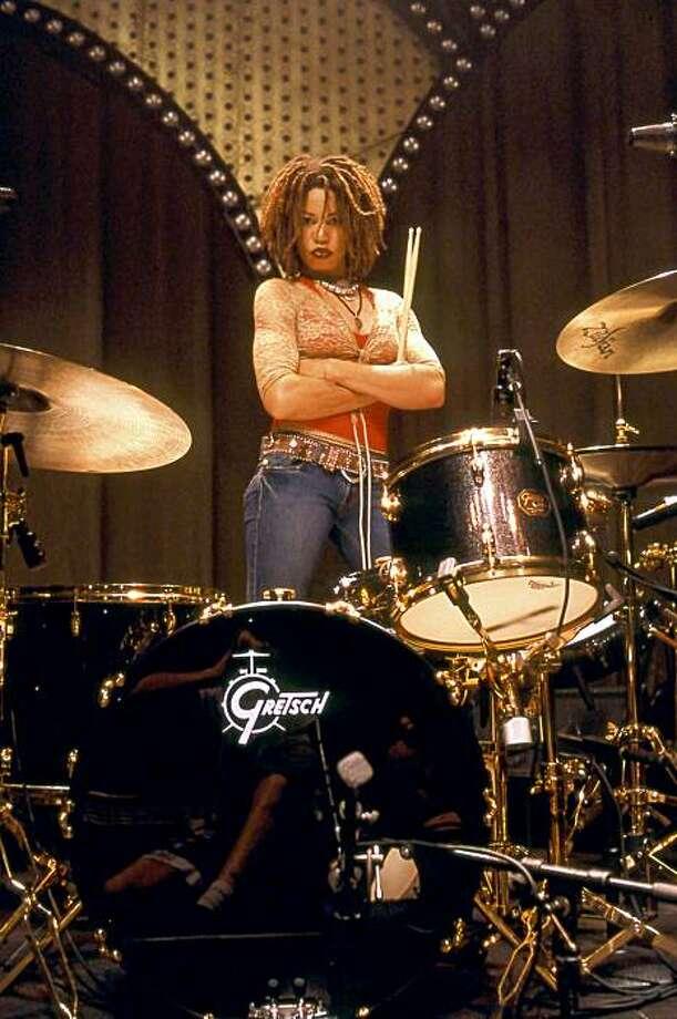 Drummer Cindy Blackman Photo: Sfjazz