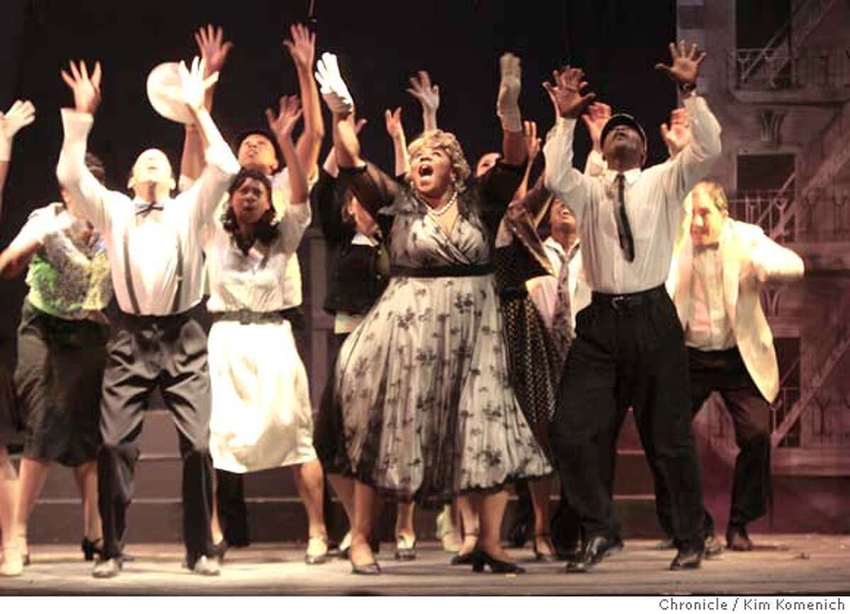 Oakland Opera Picks Up Unfinished Ellington