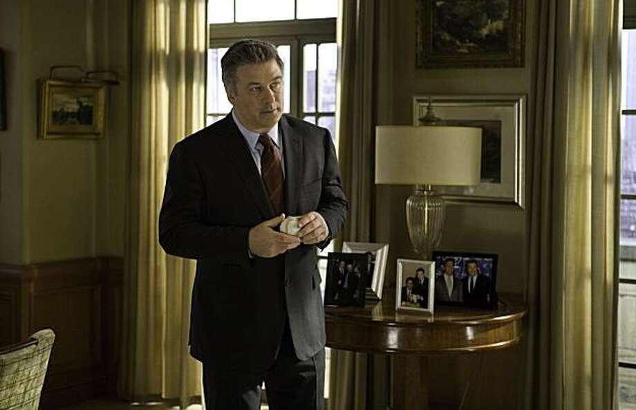 "Alec Baldwin on ""30 Rock."" Photo: Jessica Miglio, NBC"