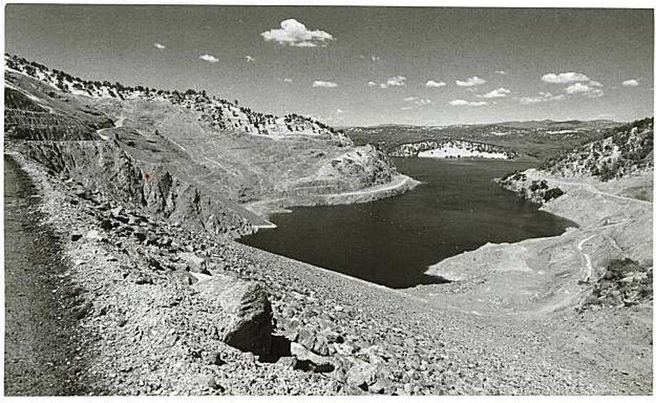 9-22-2009_20_1512.jpg  July 11, 1979 - New Melones Dam Photo: Michael Maloney, The Chronicle / 1979