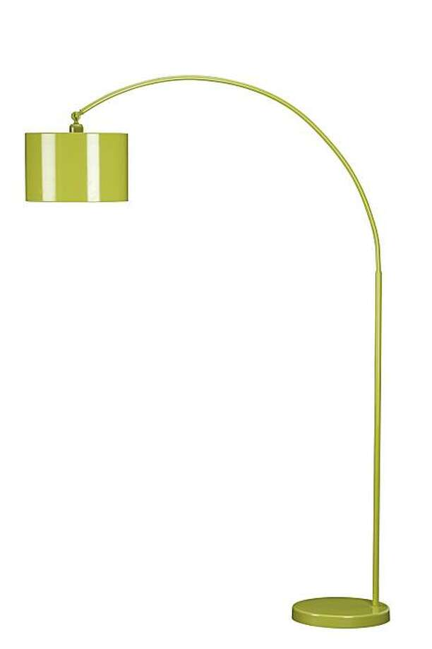 Bauhauce Arc Floor Lamp by CB2 Photo: CB2