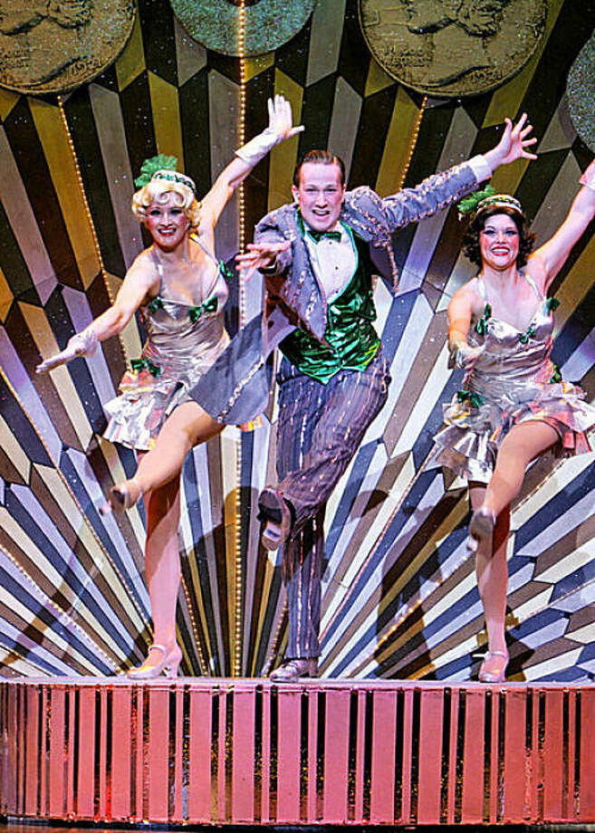 """42nd Street"" at the El Dorado in Reno. Photo: Mark S. Bacon, Special To The Chronicle"