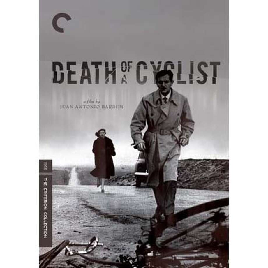 Death of a Cyclist dvd cover Ran on: 05-11-2008 Photo: Criterion Collection
