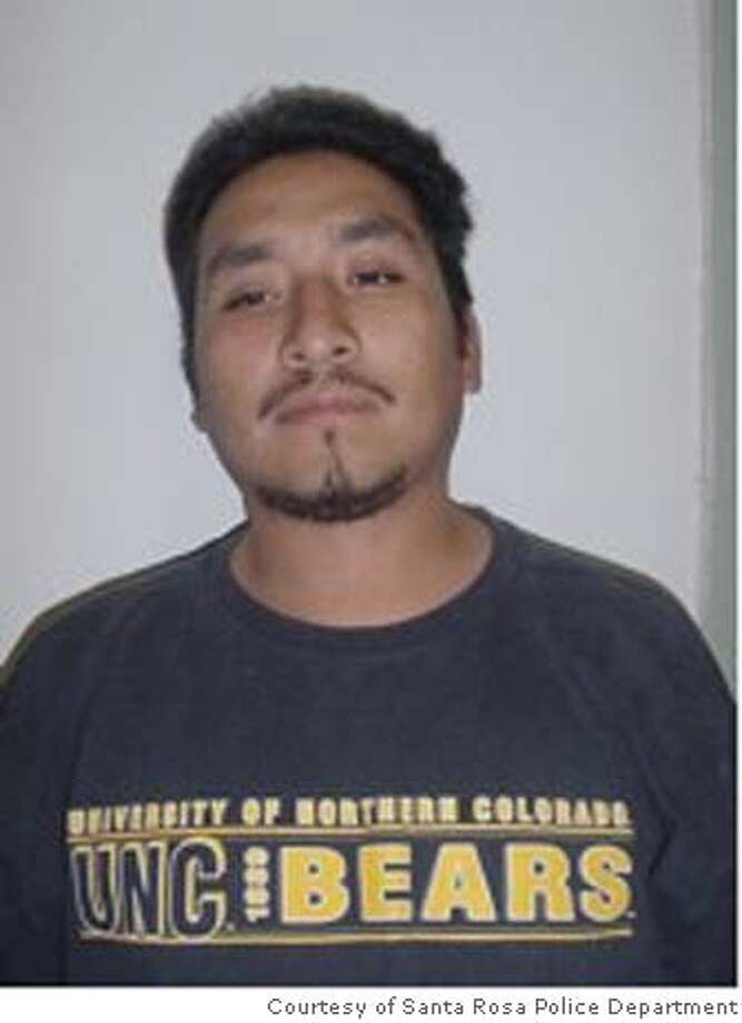Photo of Honorio Pantaleon, c. 2007, who is accused of stabbing his girlfriend to death in Santa Rosa. Photo courtesy of Santa Rosa Police Department Photo: Handout