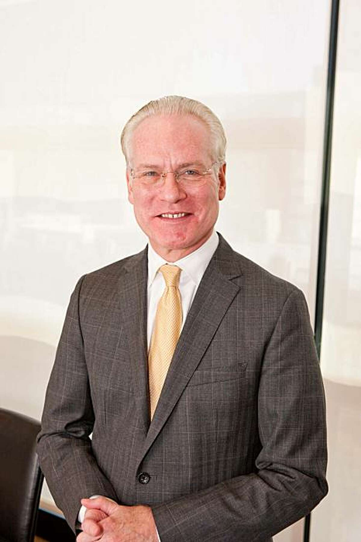 Lifetime TV's Tim Gunn, host of