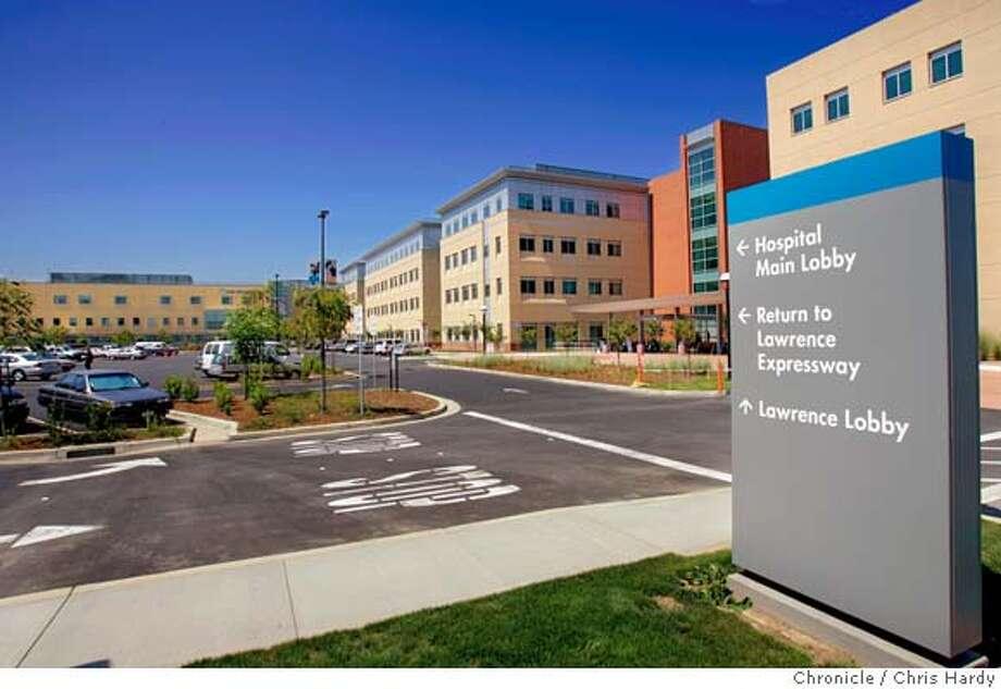 kaiser02_ch_005.jpg  New Kaiser Permanente's new hospital/medical offices in Santa Clara.  in Santa Clara  9/1/05 Chris Hardy / San Francisco Chronicle Photo: Chris Hardy