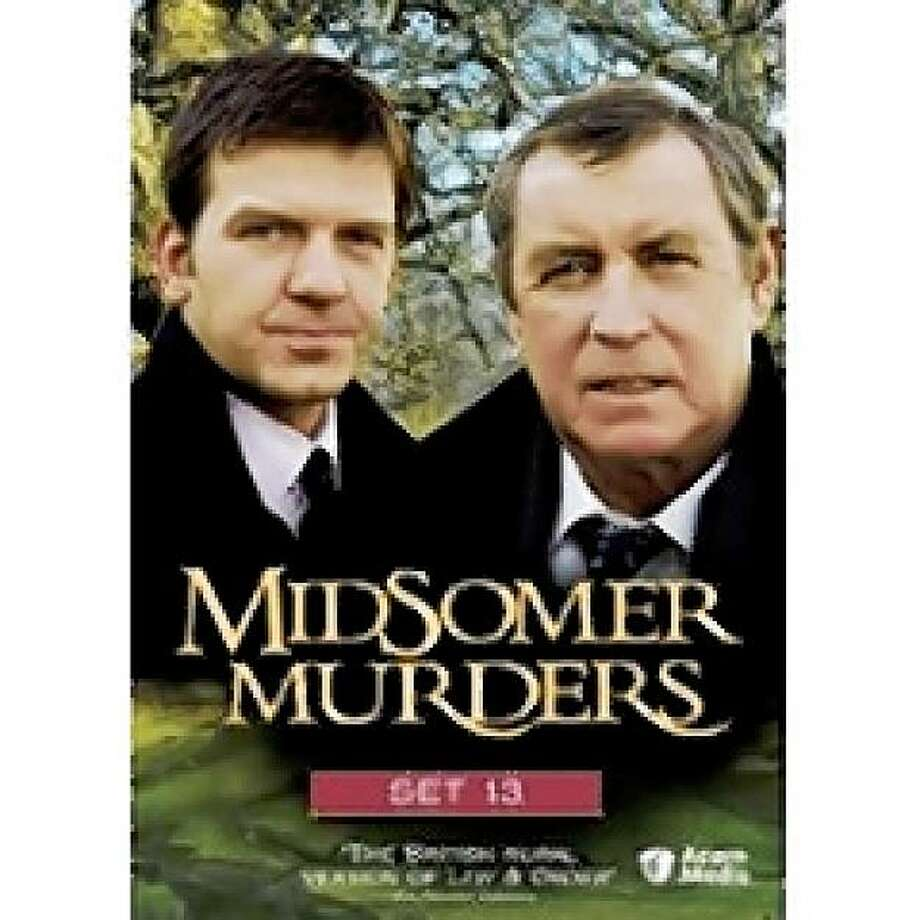 dvd cover MIDSOMER MURDERS: SET 13 Photo: Amazon.com