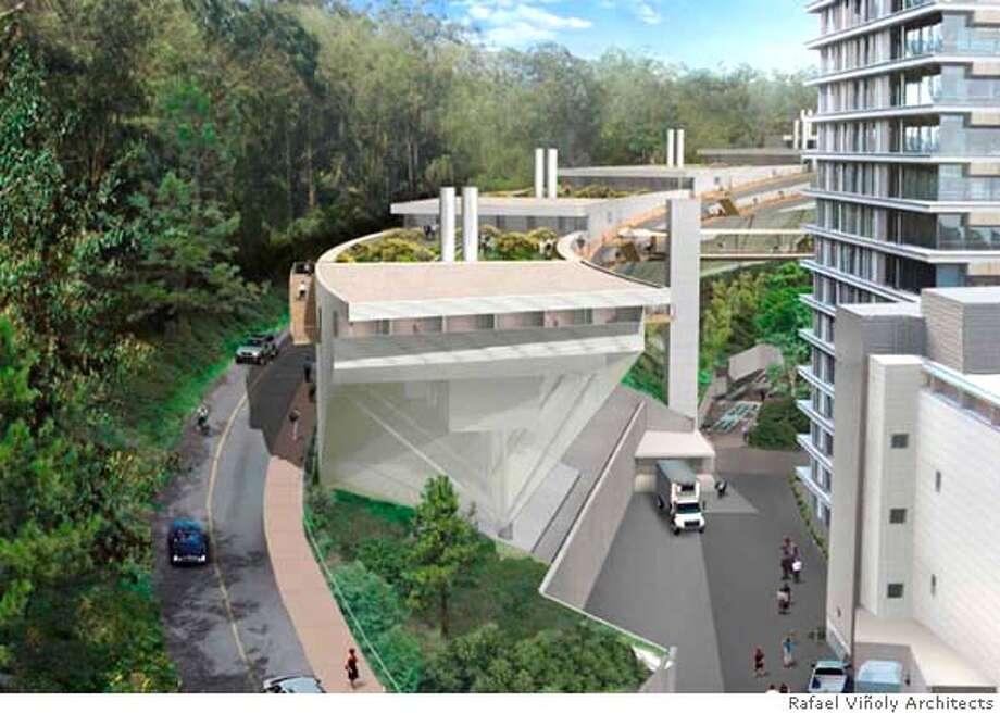 - Photo: UCSF. Design By Rafael Vi�oly Ar
