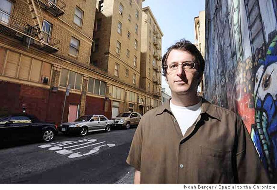 ###Live Caption:Dean Preston, executive director of Tenants Together, poses on Monday, May 5, 2008, in San Francisco. Photo by Noah Berger / Special to the Chronicle###Caption History:Dean Preston, executive director of Tenants Together, poses on Monday, May 5, 2008, in San Francisco. Photo by Noah Berger / Special to the Chronicle###Notes:###Special Instructions: Photo: Noah Berger
