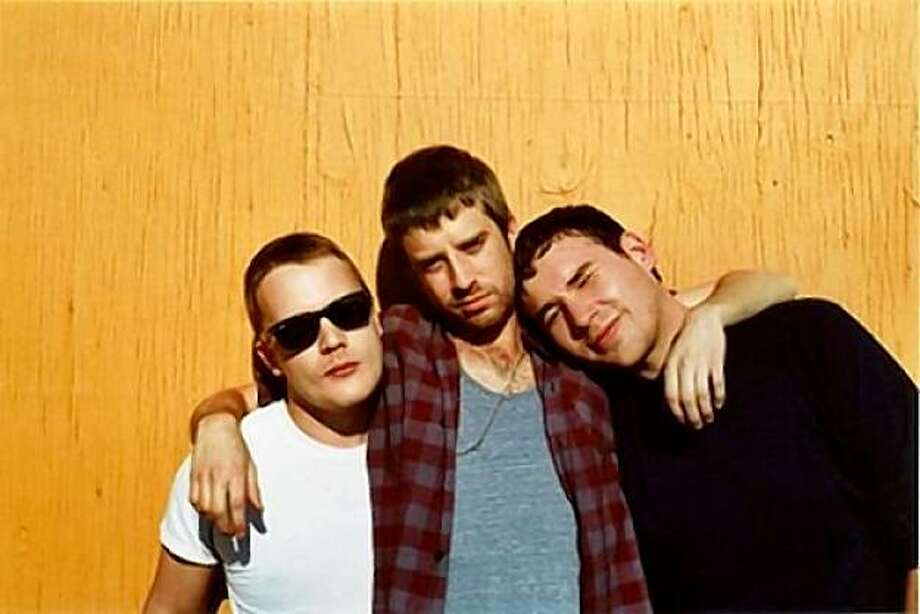 Oakland via Minneapolis trio, Clipd Beaks, featuring Scott Ecklein, Nick Berbeln and Ray Benjamin Photo: Pizza-Box Rumpkin
