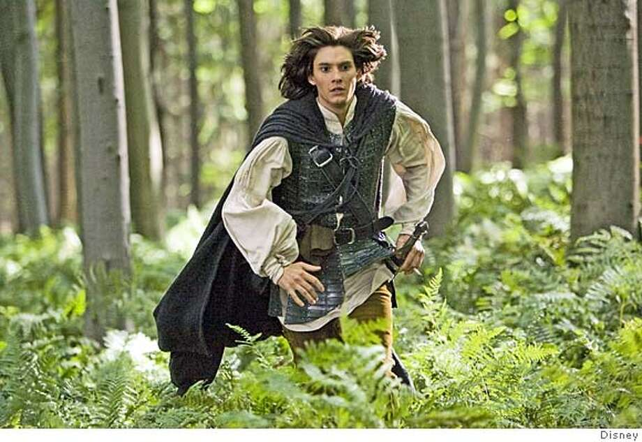 "(NYT49) UNDATED -- May 7, 2008 -- Ben Barnes as Prince Caspian in the coming ""Narnia"" sequel. Barnes was picked after a casting director saw his work in the stage production of ""The History Boys."" (Murray Close/Walt Disney Pictures via The New York Times) EDITORIAL USE ONLY - MAGS OUT/NO SALES - FOR USE ONLY WITH STORY SLUGGED: BY BROOKS BARNES - ALL OTHER USE PROHIBITED Photo: MURRAY CLOSE/WALT DISNEY PICTURE"