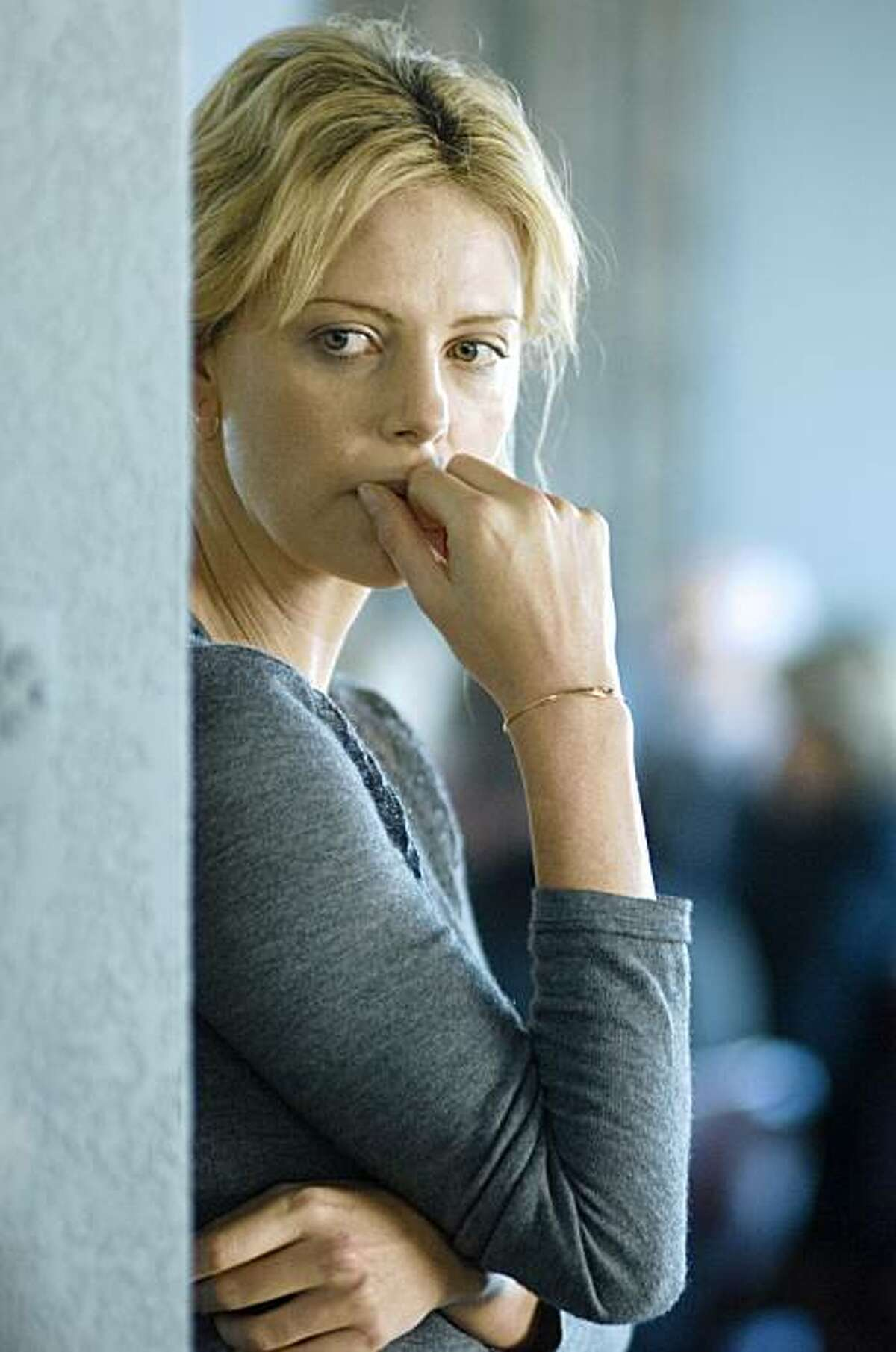 Charlize Theron in THE BURNING PLAIN, a Magnolia Pictures release.