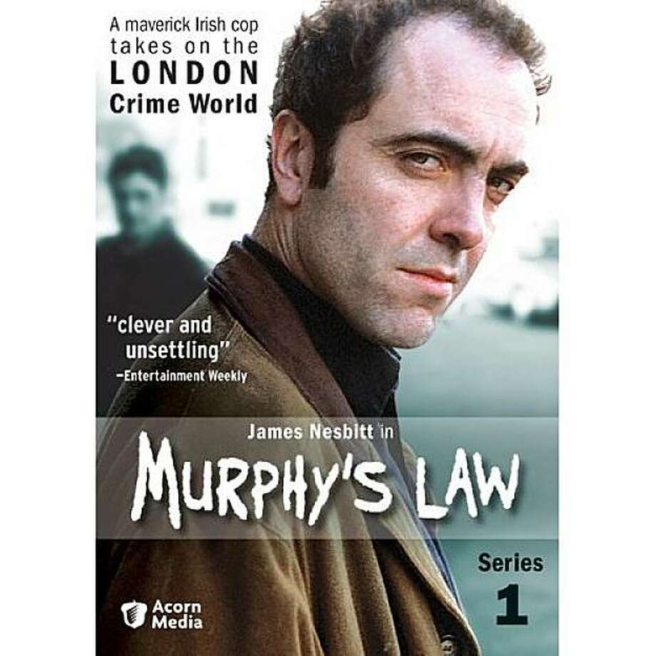 dvd cover MURPHY'S LAW: SERIES ONE Photo: Amazon.com