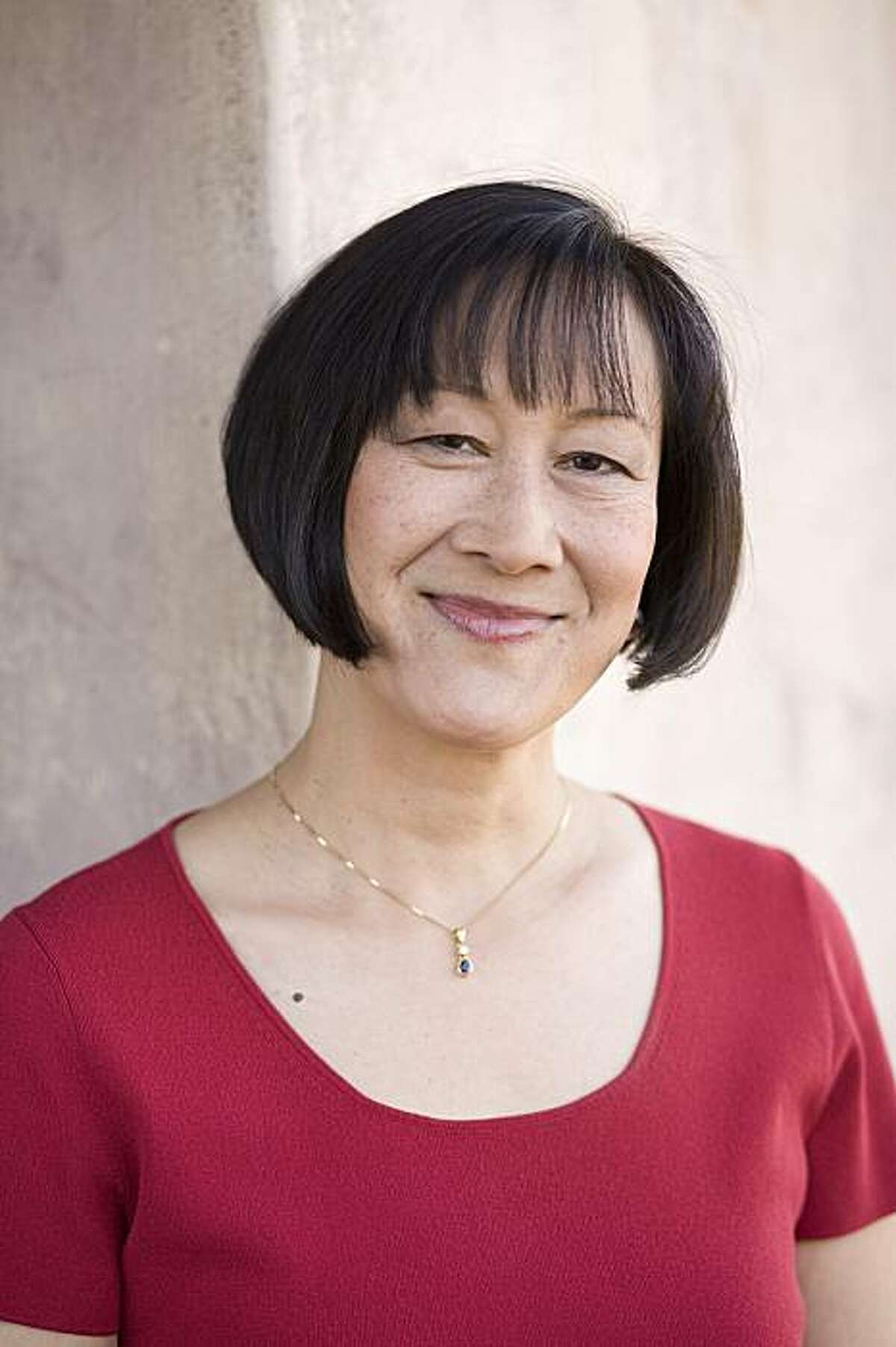 handout photo of author kathryn ma