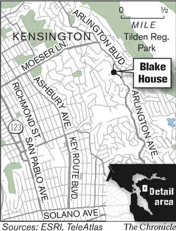 Blake House. Chronicle Graphic