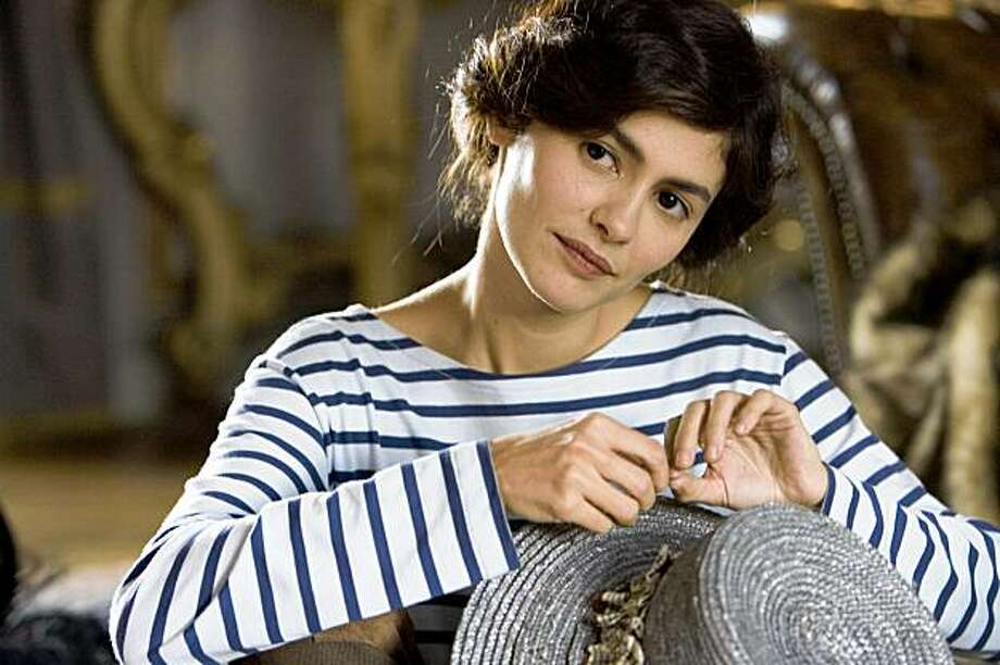 "Audrey Tautou as Coco Chanel in ""Coco Before Chanel."" Photo: Chantel Thomine-Desmazures, Sony Pictures Classics"