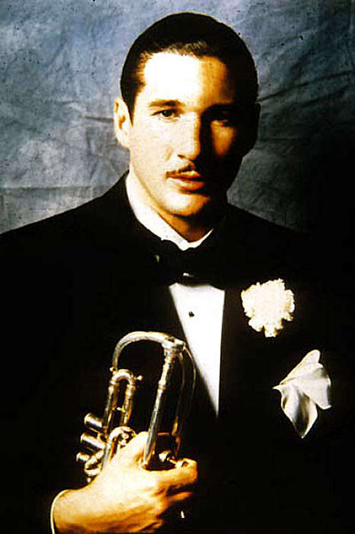 """Richard Gere in """"The Cotton Club."""""""