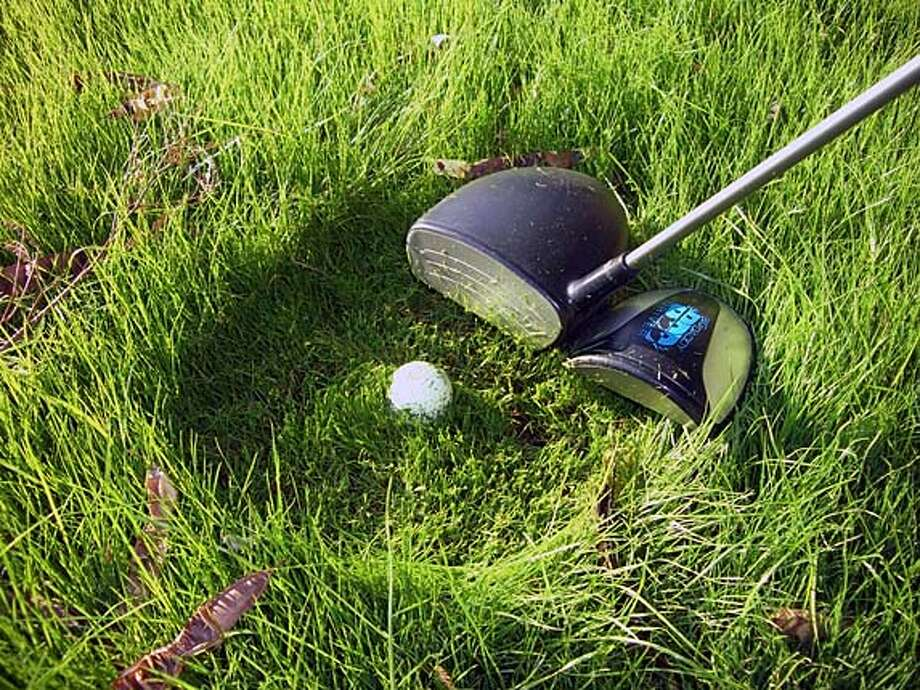###Live Caption:Big Daddy Weed Whacker Golf Club###Caption History:Big Daddy Weed Whacker Golf Club###Notes:###Special Instructions: Photo: Ho