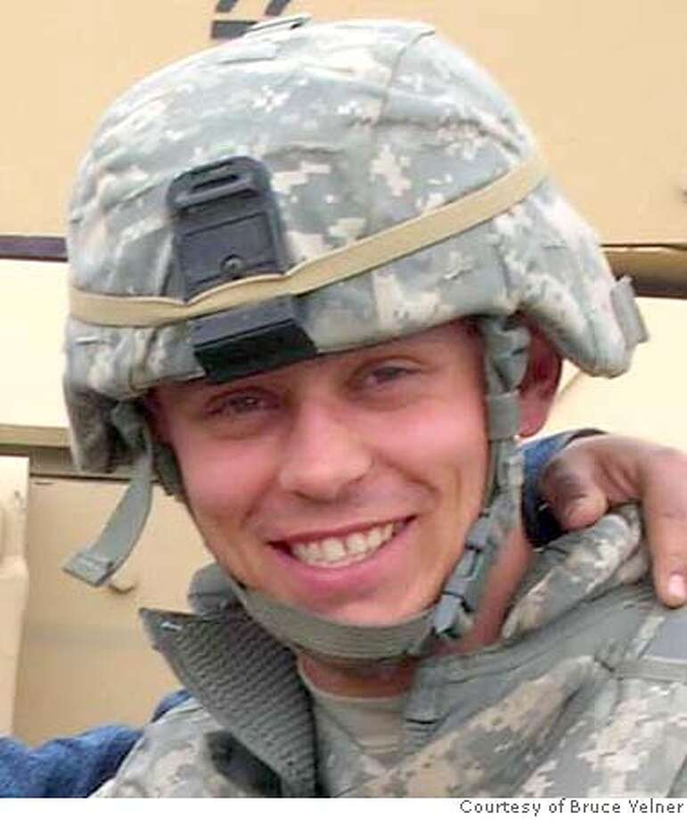 ###Live Caption:Senior Airman Jonathan Yelner, 24 of Lafayette, Calif., was killed on April 29, 2008 when a bomb exploded near his vehicle north of Kabul, Afghanistan.  Photo Courtesy of Bruce Yelner###Caption History:Senior Airman Jonathan Yelner, 24 of Lafayette, Calif., was killed on April 29, 2008 when a bomb exploded near his vehicle north of Kabul, Afghanistan.  Photo Courtesy of Bruce Yelner###Notes:###Special Instructions:MANDATORY CREDIT FOR PHOTOG AND SAN FRANCISCO CHRONICLE/NO SALES-MAGS OUT Photo: Bruce Yelner
