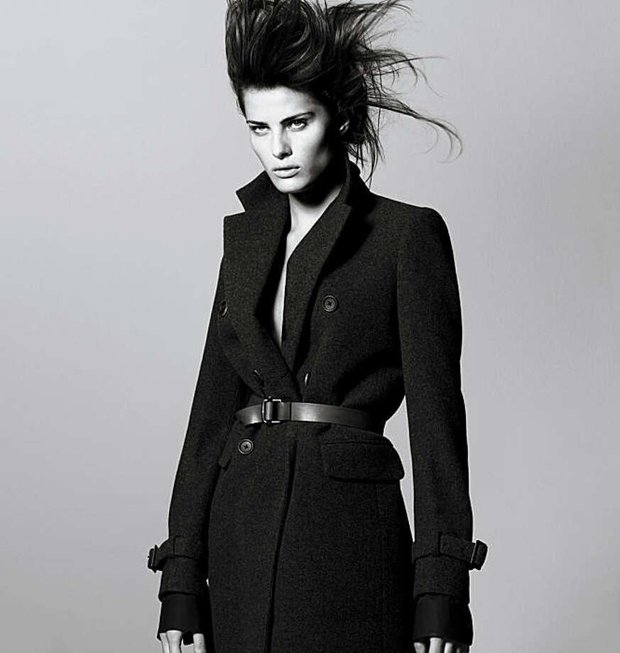 "A womenswear look from designer Jil Sander for the UNIQLO ""+J"" collection. Photo: Uniqlo"