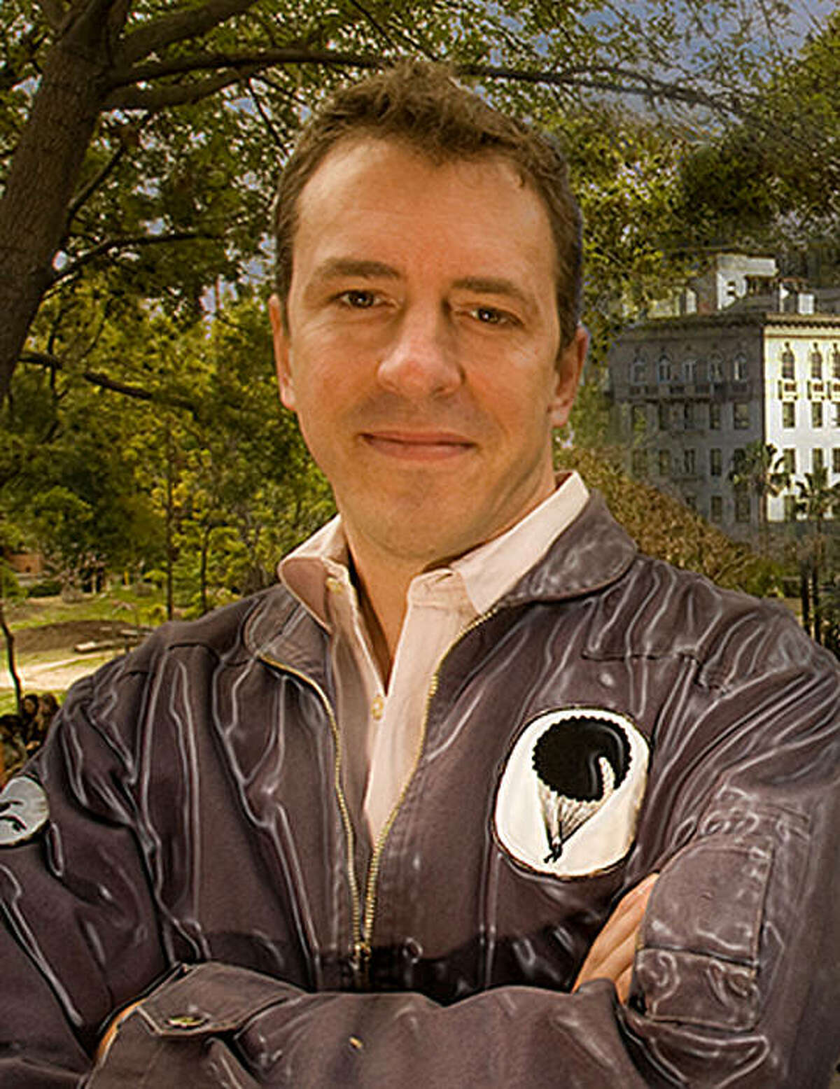 Colin Beavan, author of