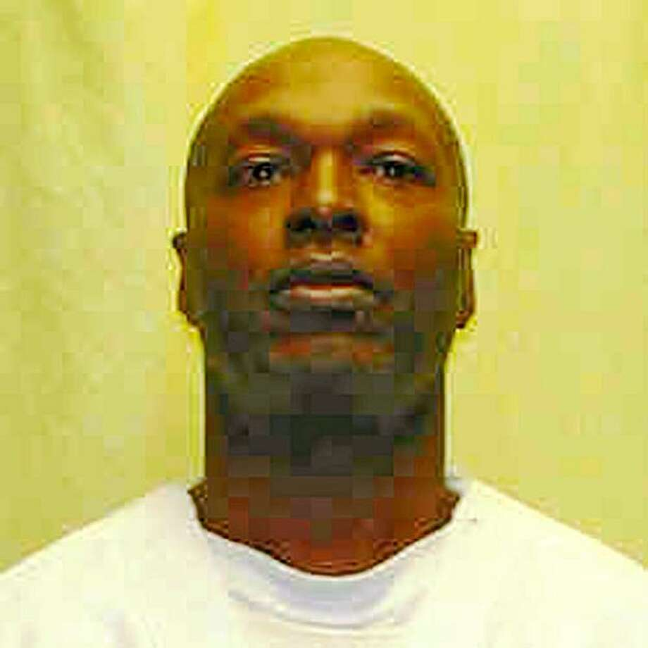 This undated photo released by the Ohio Department of Correction and Rehabilitation shows Romell Broom.  Ohio Gov. Ted Strickland ordered a weeklong reprieve for a condemned inmate on Tuesday Sept. 15, 2009, after the Ohio execution team had problems finding the inmate's veins during the lethal injection process. Executioners struggled for more than two hours to locate suitable veins for inserting IVs into 53-year-old Romell Broom, who was sentenced to die for the rape and slaying of a 14-year-old Tryna Middleton in 1984. Photo: Anonymous, Associated Press