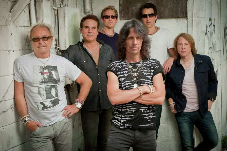 Foreigner will be performing many of its greatest hits Saturday night, Feb. 18, at the Klein Memorial Auditorium in Bridgeport. Photo: Contributed Photo / Connecticut Post Contributed
