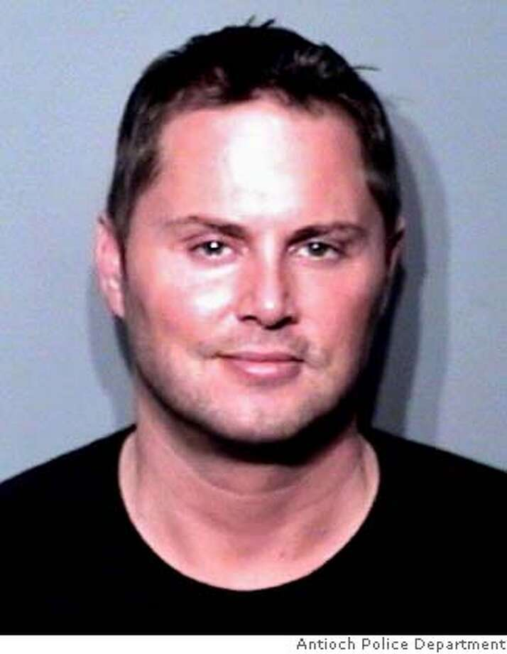 The Antioch, Calif., Police Department has issued a felony warrant for Antioch chiropractor Jason Goettsch in connection with the drugging and rape of a female customer of the 19th Hole Card Room and Bar on Feb. 22, 2008.  Photo courtesy Antioch Police Department