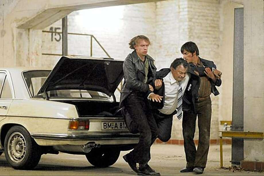 The abduction of Hans Martin Schleyer Photo: Constantin Film