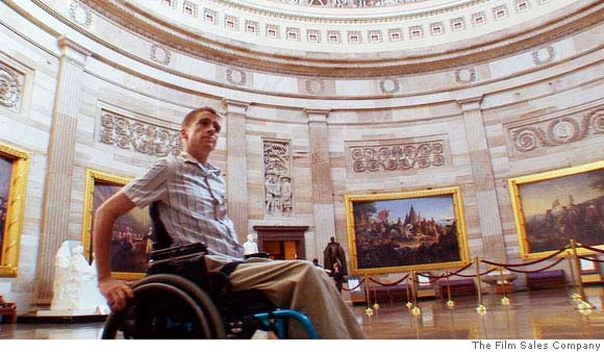 """""""Body of War"""" a documentary by Phil Donahue and Ellen Spiro about Tomas Young, a man who became paralyzed from a bullet to his spine after serving in Iraq for less than a week. The film opens on April 18, 2008 at Landmark Theatres venue tbd in San Francisco and Landmark�s Shattuck Cinemas in Berkeley."""