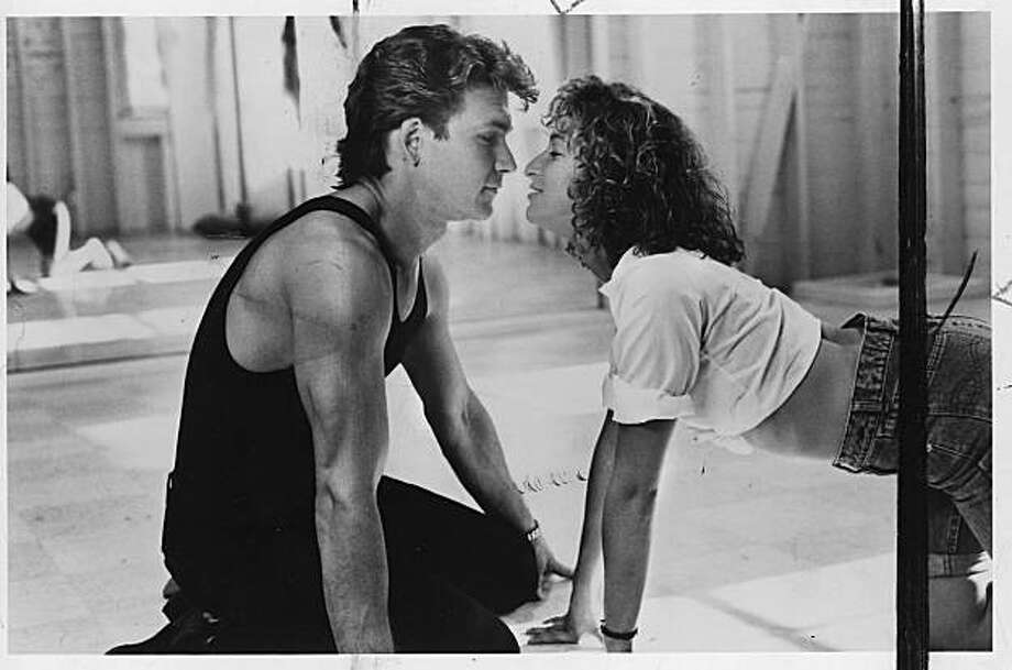 Patrick Swayze and Jennifer Grey star in 'Dirty Dancing' Photo: Chronicle Art Archives, Vestron Pictures, 1987
