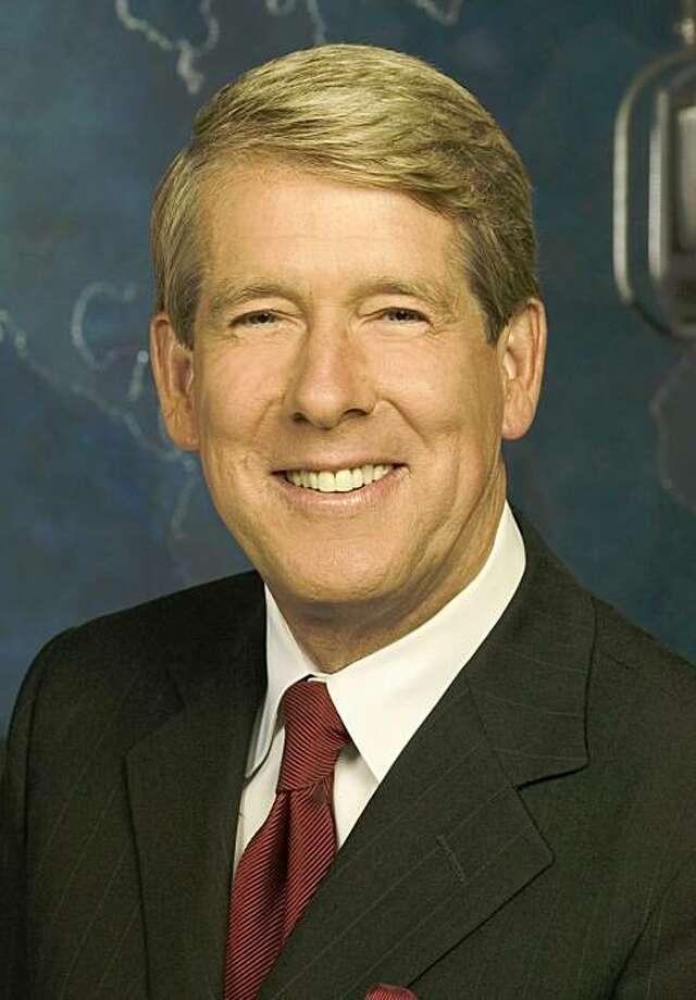 Ross McGowan, KTVU Anchor. Photo: Courtesy Ross Mehan, KTVU