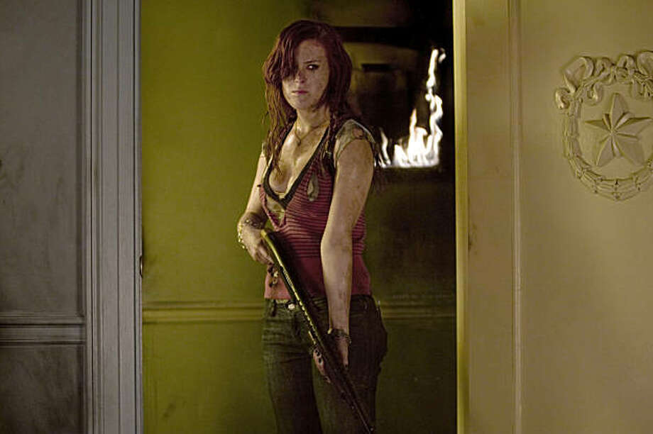 "Rumer Willis in ""Sorority Row."" Photo: Summit Entertainment"