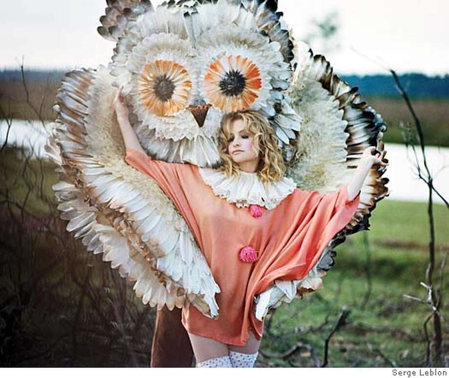 Singer Alison Goldfrapp Ran on: 04-20-2008  Alison Goldfrapp says a romantic shake-up influenced her more mellow tone on &quo;Seventh Tree.&quo; Photo: Serge Leblon