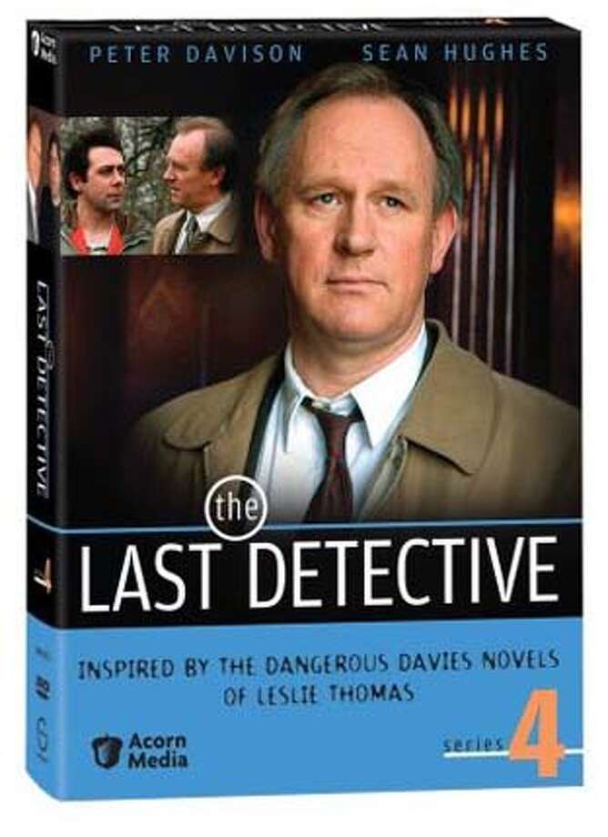 ###Live Caption:dvd cover THE LAST DETECTIVE, SERIES 4###Caption History:dvd cover THE LAST DETECTIVE, SERIES 4###Notes:###Special Instructions: Photo: Ho