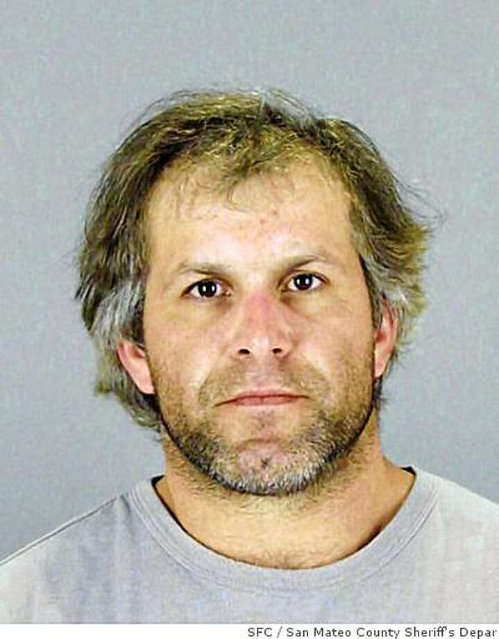 Charles Schuttloffel is charged in the deaths of his young sons Photo: San Mateo County Sheriff's Depar, SFC