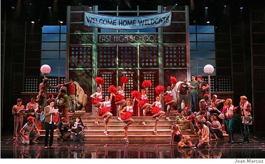 "###Live Caption:""High School Musical""###Caption History:""High School Musical""###Notes:###Special Instructions: Photo: Joan Marcus"