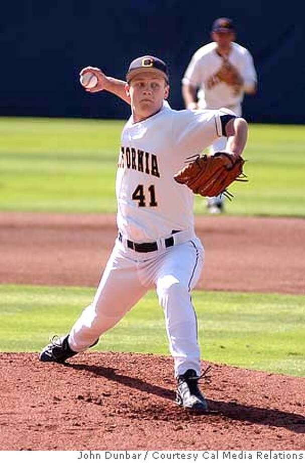 ###Live Caption:Cal pitcher Kevin Miller, photographed March 4, 2008.  Photo by John Dunbar, courtesy Cal Media Relations.###Caption History:Cal pitcher Kevin Miller, photographed March 4, 2008.  Photo by John Dunbar, courtesy Cal Media Relations.###Notes:###Special Instructions: Photo: Adf