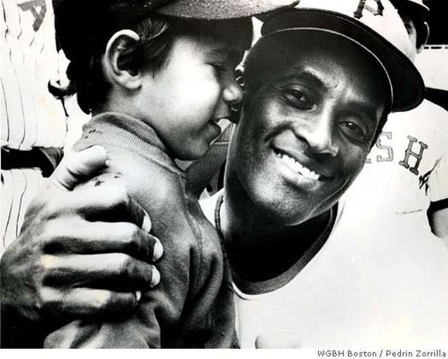 AMERICAN EXPERIENCE Roberto Clemente  Monday, April 21, 2008, 9:00 pm - 10:00 pm ET During road trips with the Pittsburg Pirates, Roberto Clemente routinely stopped to visit sick children in area hospitals and dreamed of helping underprivileged youth in Puerto Rico. This documentary profiles an exceptional baseball player and committed humanitarian, who challenged racial discrimination to become baseball�s first Latino superstar. Credit: Pedrin Zorrilla  Producer: WGBH Boston  Contact: Jen Holmes, WGBH, 617/300-5388 Photo: Pedrin Zorrilla