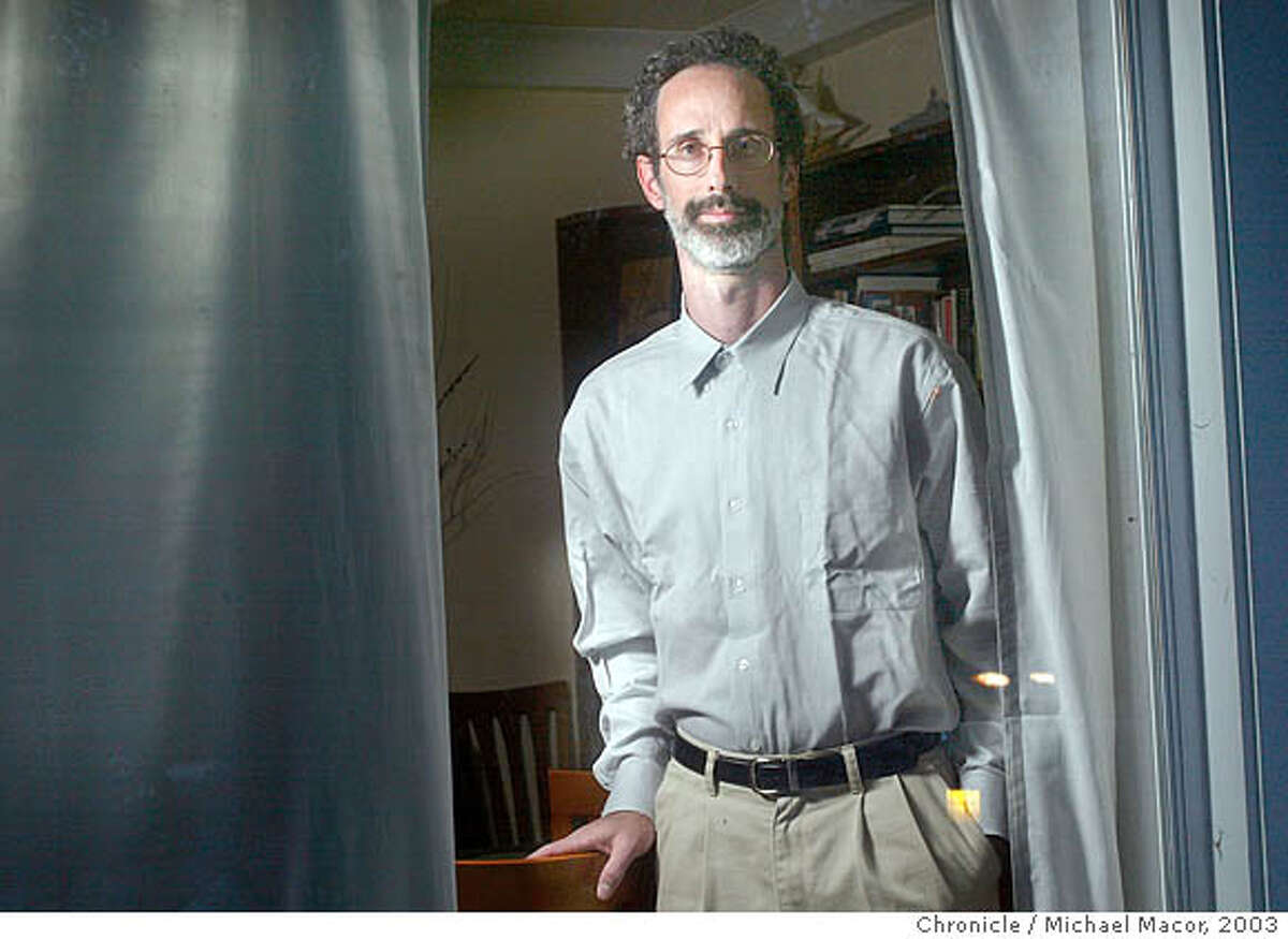 macarthurgleick003_mac.jpg Dr. Peter Gleick is a Water Conservation Analyst who has been awarded a $500,000 Macartuhur genius grant. 10/3/03 in Berkeley. MICHAEL MACOR/ The Chronicle Ran on: 04-18-2008 Peter Gleick of the Pacific Institute says the status quo around the bays margins cant be sustained.