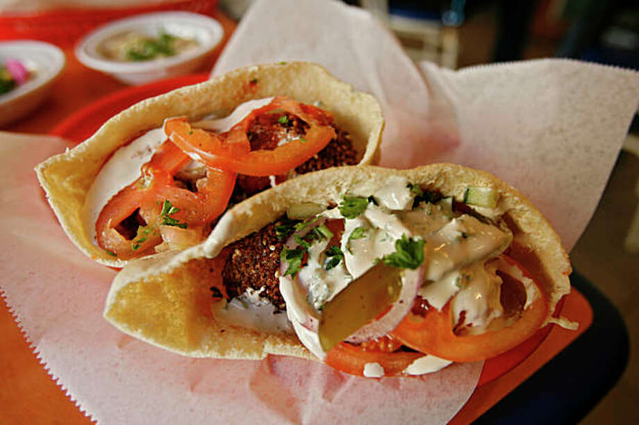 Vote for the best falafel in the bay Photo: Kurt Rogers, The Chronicle