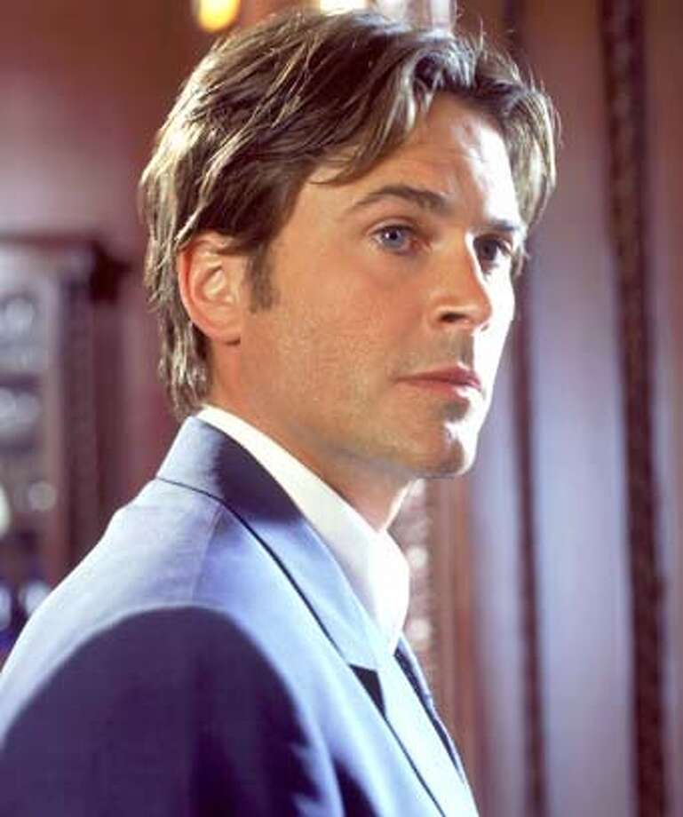"LYONSDEN1_HO Rob Lowe as John ""Jack"" Turner in THE LYON'S DEN Ran on: 04-10-2005  Singer Tom Jones is selling a property in Bel Air that he bought for his parents 24 years ago. Photo: Ho"