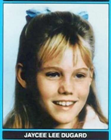 Jaycee Dugard Photo: Courtesy Of Sacramento Bee